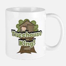 Treehouse King Mug