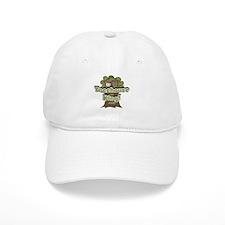 Treehouse King Baseball Cap