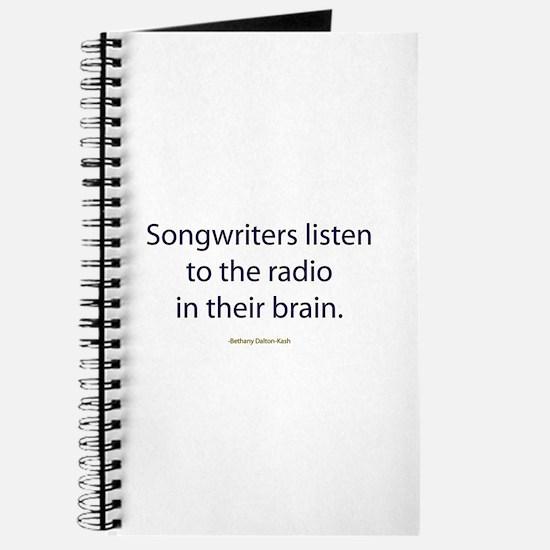 Songwriters Radio Journal