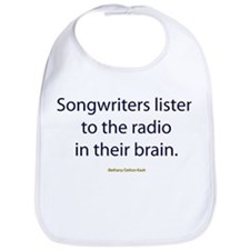 Songwriters Radio Bib