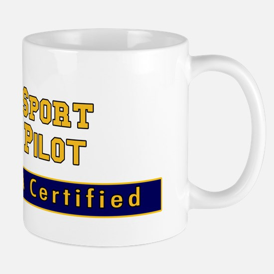 FAA Certified Sport Pilot Mug