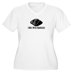 I Roll With Charcoal T-Shirt