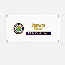 Private Pilot Banner
