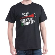 Jersey Shore Grenade Whistle T-Shirt
