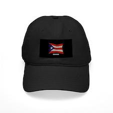 Puerto Rico Flag Graffiti Cap