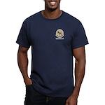 22 EARS Men's Fitted T-Shirt (dark)