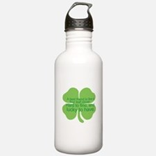 Funny Patricks Water Bottle