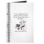 Glatt Kosher Mehadrin Journal--Sketchbook