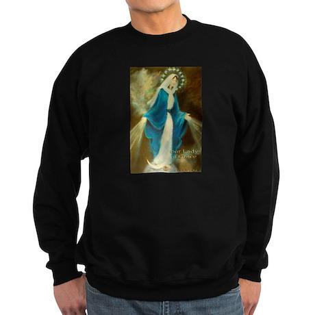Our Lady of Grace Sweatshirt (dark)