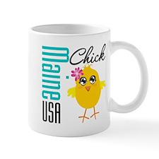 Maine Chick Mug