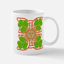 Shamrock Sun Mug