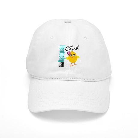 Kentucky Chick Cap