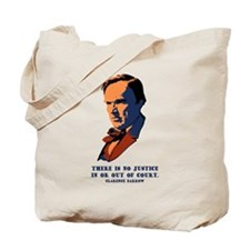 Darrow - Justice Tote Bag