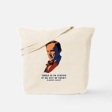 Darrow - Justice Tote Bag