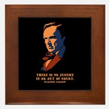 Darrow - Justice Framed Tile