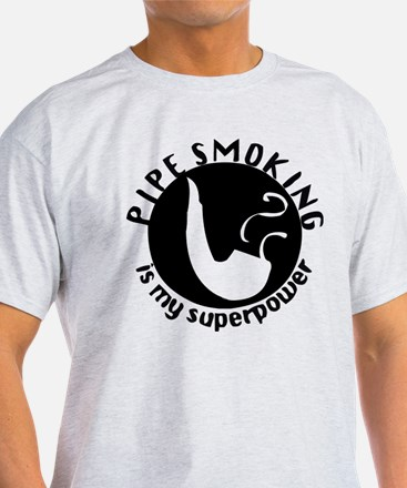 (Light T) Pipe Smoking is My Superpower