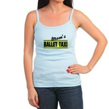 Mom's Ballet Taxi Jr.Spaghetti Strap