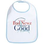 I'm Turning Bad Newz Good Bib