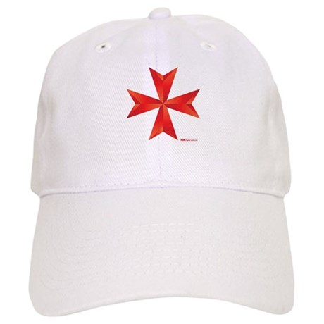 Maltese Cross Cap