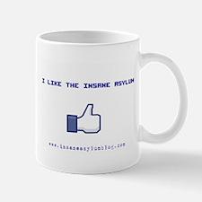 Cute Insane asylum Mug