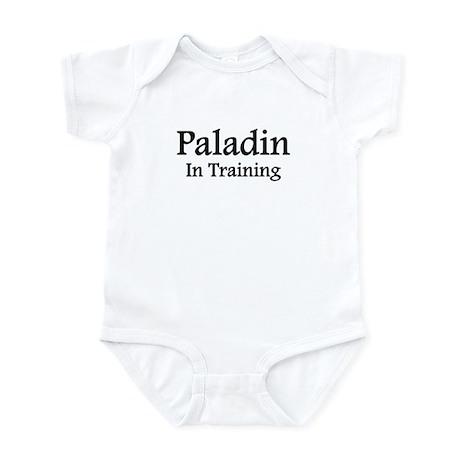 Paladin in Training Infant Bodysuit