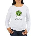 Star Trek St. Patrick Ed. Women's Long Sleeve T-Sh