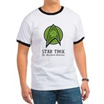 Star Trek St. Patrick Ed. Ringer T
