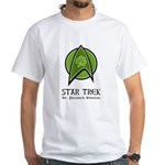 Star Trek St. Patrick Ed. White T-Shirt