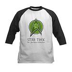 Star Trek St. Patrick Ed. Kids Baseball Jersey