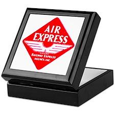 Air Express Keepsake Box