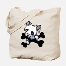 Vampire Kitty Tote Bag