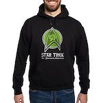 Star Trek St. Patrick Ed. Hoodie (dark)