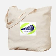 Lax Parent Tote Bag