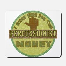 Percussionist Mousepad