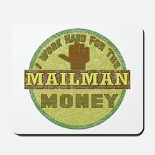 Mailman Mousepad