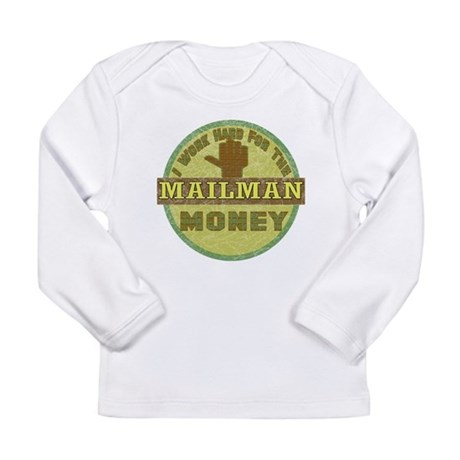 Mailman Long Sleeve Infant T-Shirt