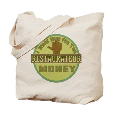 Restaurateur Tote Bag