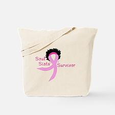 Cool African american breast feeding Tote Bag