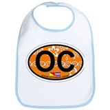 Ocean city beach house Cotton Bibs