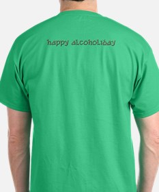 Alcoholiday (by Deleriyes) T-Shirt