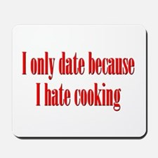 Cooking Date Mousepad