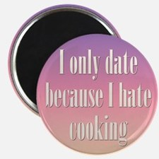 Cooking Date Magnet