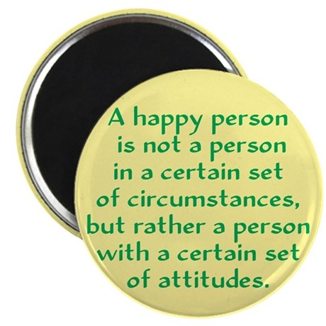 Happy Person Magnet