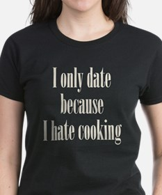 Cooking Date Tee