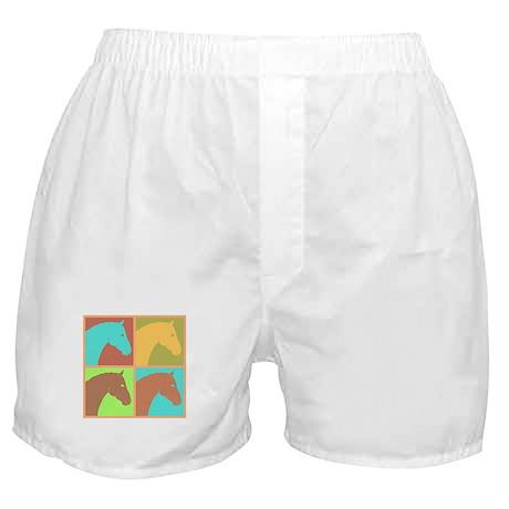 The Mod Horse Boxer Shorts
