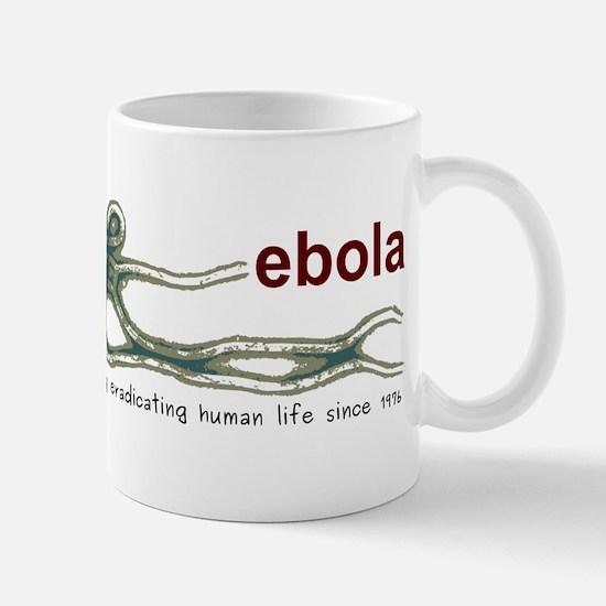 ebola_on_white Mugs