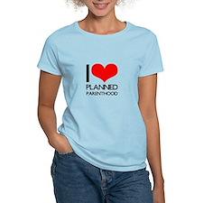 I Heart Planned Parenthood T-Shirt
