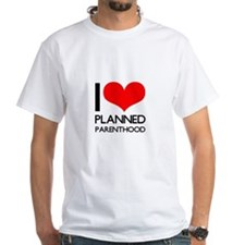 I Heart Planned Parenthood Shirt