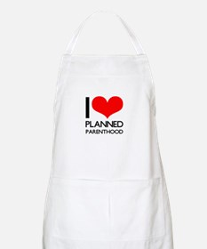 I Heart Planned Parenthood Apron