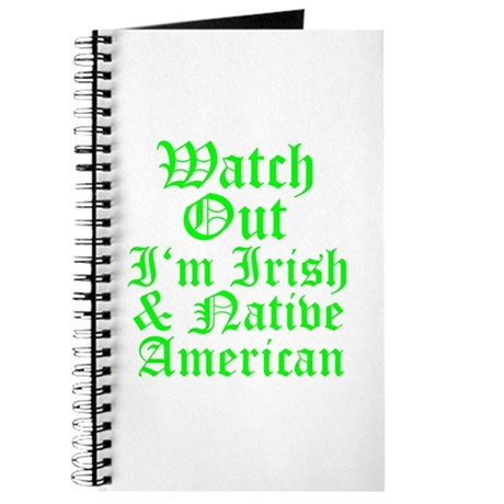 IRISH NATIVE AMERICAN Journal